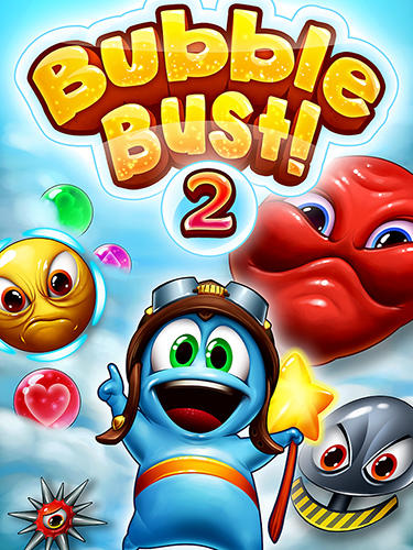 Bubble bust 2! Pop bubble shooter