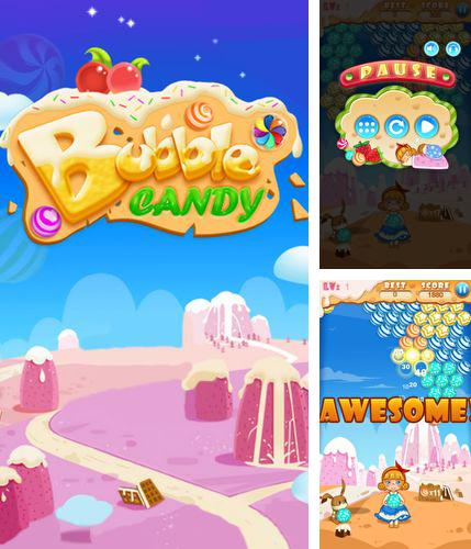 In addition to the game Odd One Out: Candytilt for Android phones and tablets, you can also download Bubble candy for free.