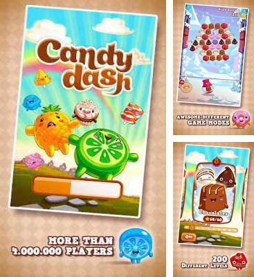 Bubble Candy Dash