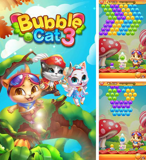 Bubble cat 3