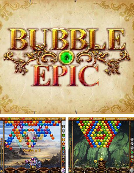 Bubble epic: Best bubble game