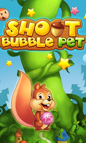 Bubble shoot: Pet