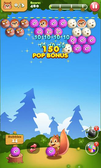 Jogue Bubble shoot: Pet para Android. Jogo Bubble shoot: Pet para download gratuito.