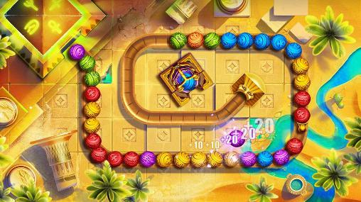 Screenshots von Bubble shooter für Android-Tablet, Smartphone.