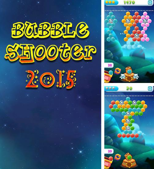 Bubble shooter 2015