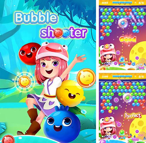 Zusätzlich zum Spiel Ice Match für Android-Telefone und Tablets können Sie auch kostenlos Bubble shooter by Fruit casino games, Bubble Shooter herunterladen.