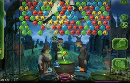 Download Sea Bubble HD Android free game.