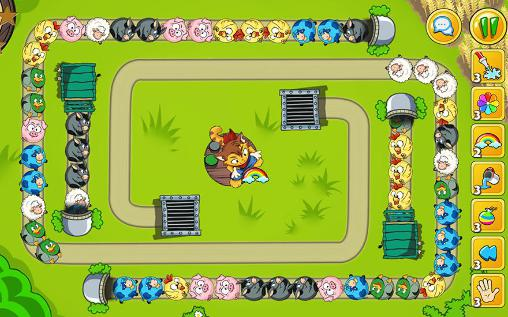 Screenshots von Bubble zoo rescue 2 für Android-Tablet, Smartphone.