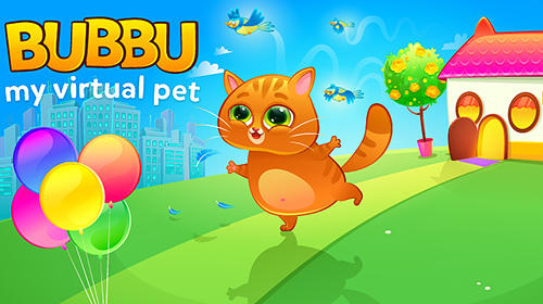Bubbu: My virtual pet обложка