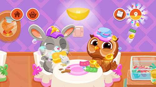 Jogue Bubbu restaurant para Android. Jogo Bubbu restaurant para download gratuito.