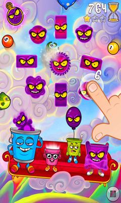 Download Bucketz Android free game.