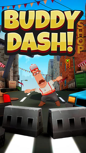 Buddy dash: Free endless run game обложка