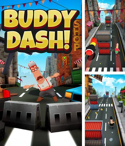 Buddy dash: Free endless run game