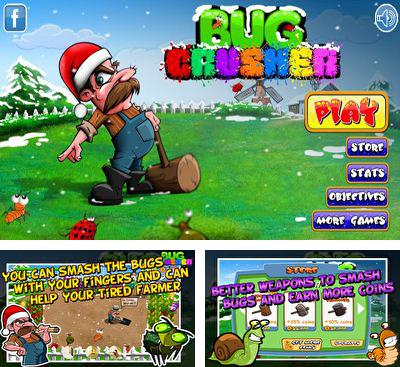 In addition to the game Sleep Walking for Android phones and tablets, you can also download Bug Crusher Winter for free.
