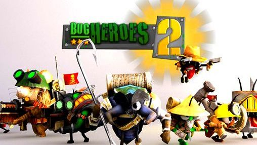 Bug heroes 2 poster