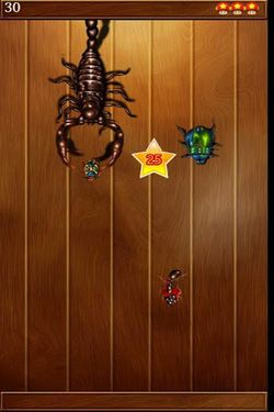 Bug smasher screenshot 2