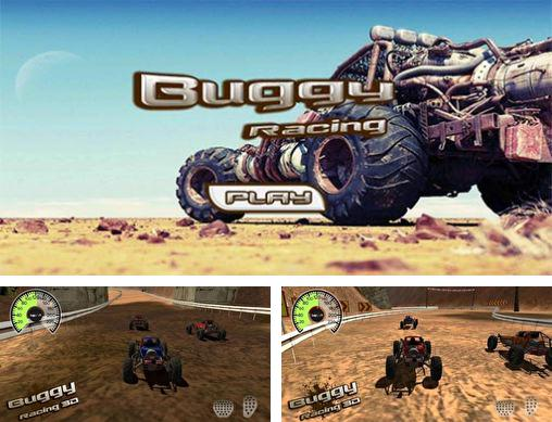 In addition to the game Doom Buggy for Android phones and tablets, you can also download Buggy racing 3D for free.