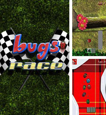 In addition to the game SpaceCat for Android phones and tablets, you can also download Bugs Race for free.