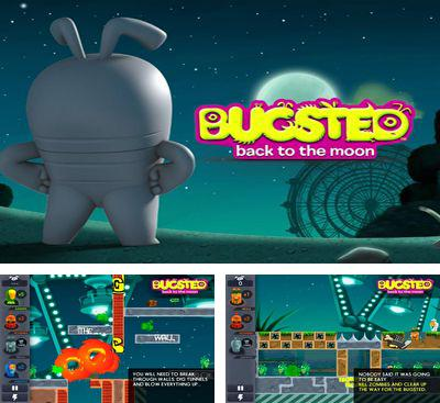 In addition to the game Find something for Android phones and tablets, you can also download Bugsted - Back to the Moon for free.