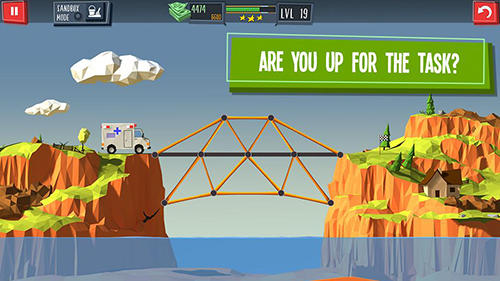 Build a bridge! скриншот 2