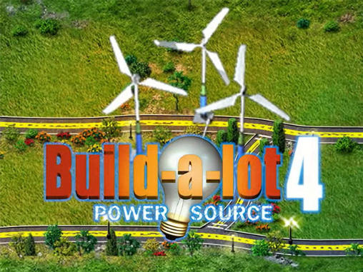 Build-a-lot 4: Power source обложка