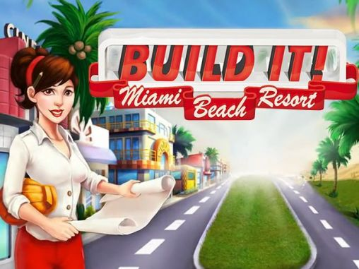 Build it! Miami beach resort обложка