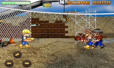 Screenshots of the Builders War for Android tablet, phone.