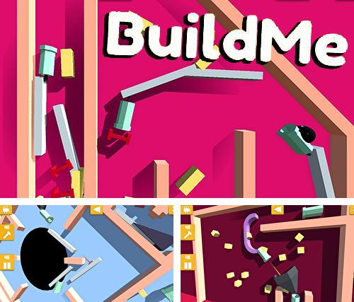 Buildme: The 3D build puzzle game