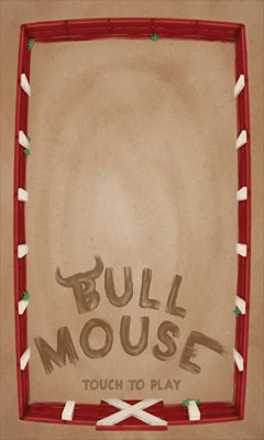 Bull Mouse poster