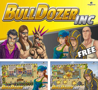 In addition to the game Speedball 2 Evolution for Android phones and tablets, you can also download Bulldozer Inc for free.