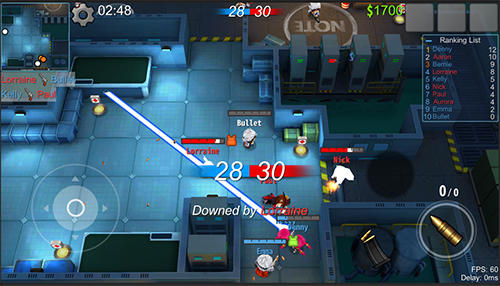 Download Game Android Bullet Legion