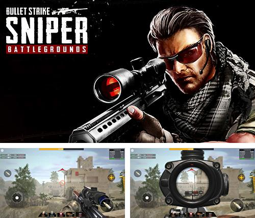 Bullet strike: Sniper battlegrounds