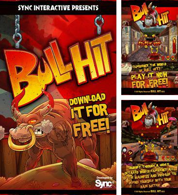 In addition to the game Crazy Bill Zombie Stars Hotel for Android phones and tablets, you can also download BullHit for free.