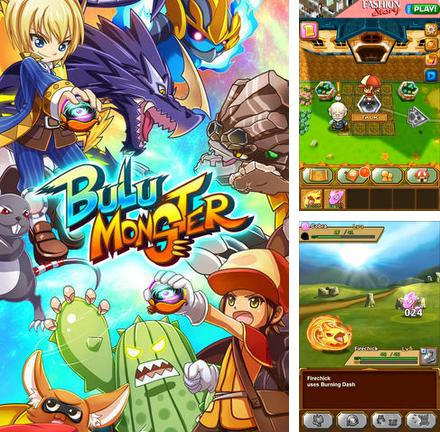 In addition to the game Terapets: The Crazy Scientist for Android phones and tablets, you can also download Bulu monster for free.