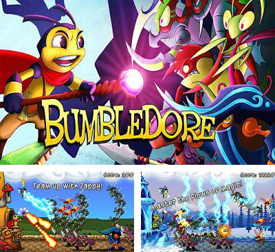 In addition to the game Zombie Dash for Android phones and tablets, you can also download Bumbledore for free.