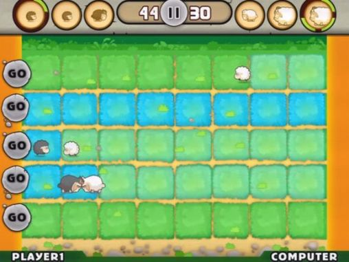 Jogue Bump sheep para Android. Jogo Bump sheep para download gratuito.