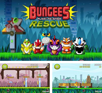In addition to the game Anger B.C. TD for Android phones and tablets, you can also download Bungees Rescue for free.