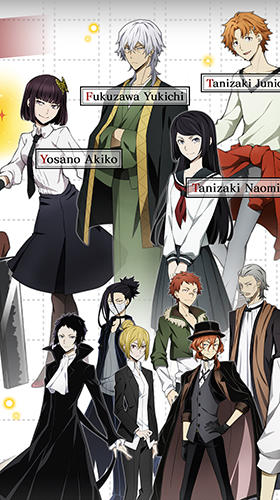 Download Bungo stray dogs: Tales of the lost Android free game.