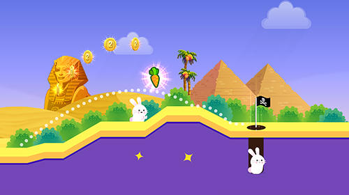 Bunny golf screenshot 2