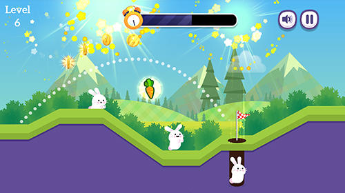 Bunny golf screenshot 3