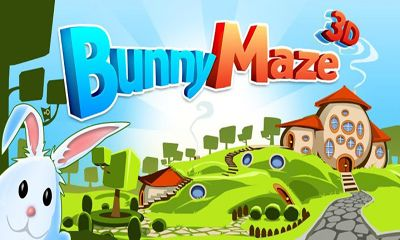 Bunny Maze 3D poster