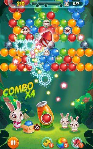 Get full version of Android apk app Bunny pop for tablet and phone.