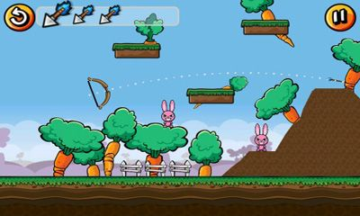 Screenshots von Bunny Shooter für Android-Tablet, Smartphone.