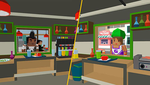 Burger chef: Cooking sim 2 screenshot 2