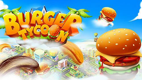 Burger tycoon poster