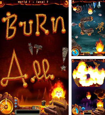 In addition to the game My Little Plane for Android phones and tablets, you can also download Burn it All for free.