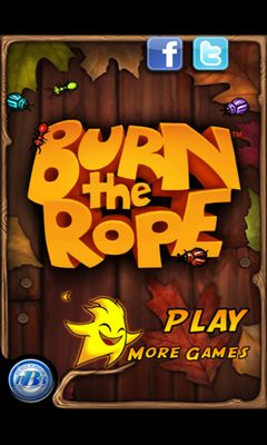 Burn The Rope+ poster