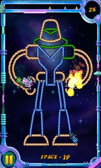Burn the Rope Worlds screenshot 2