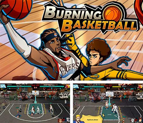 In addition to the game Burning basketball for Android, you can download other free Android games for Vertu Aster Lagoon Calf.
