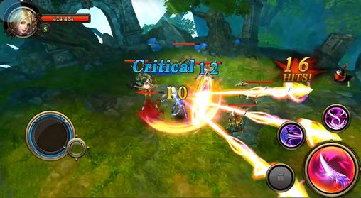 Burning blade screenshot 3